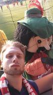 Gillian et la Mascotte Hurlus
