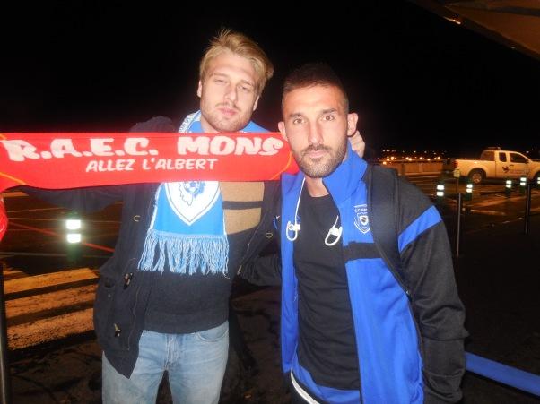 Avec Julian Palmieri, l'emblème de Bastia